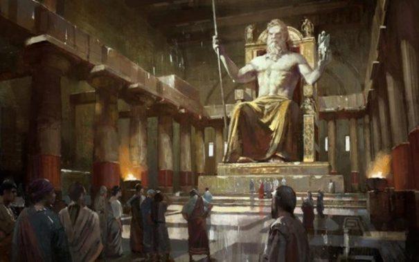 statue-of-zeus-olympia